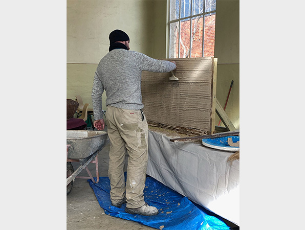 The Lost Art of Traditional Plastering - McMillan Heritage